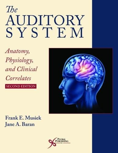 The Auditory System (Anatomy, Physiology, and Clinical Correlates) 2nd Edition (2018) (PDF) by Frank E. Musiek